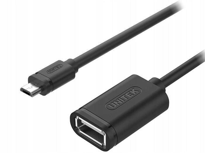 Kabel OTG USB do dronów DJI Spark Mavic Unitek