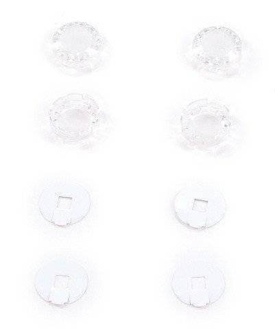 Komplet pokryw LED do DJI Phantom 4 Pro (4 szt.)
