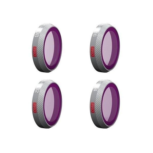 Zestaw filtrów ND 8/16/32/64 PGYTECH do DJI Mavic 2 Zoom