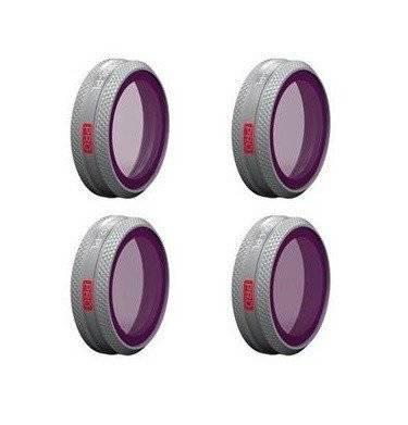 Zestaw filtrów ND-PL 8/16/32/64 PGYTECH do DJI Mavic 2 Zoom