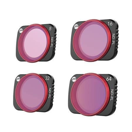 Zestaw filtrów ND-PL 8/16/32/64 PGYTECH do DJI Mavic Air 2